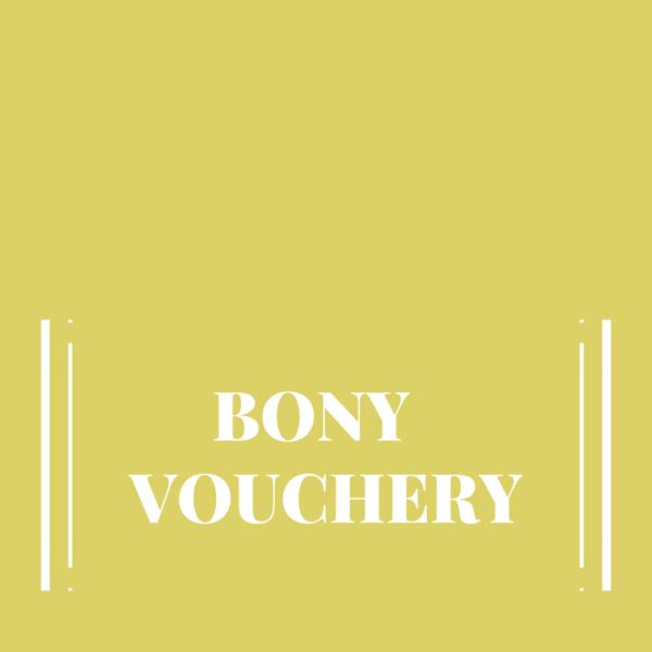 Vouchery i bony
