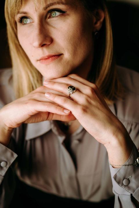 biżuteria z zielonym bursztynem (7)